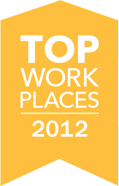 Top Workplaces 2012