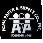 Acme Paper & Supply Inc. logo