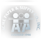 Acme Paper & Supply Inc. logo