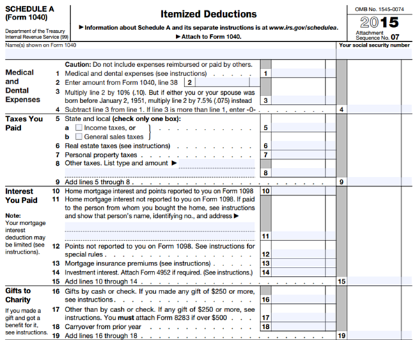 What Every Divorce Attorney Needs to Know about Their Client's Form 1040