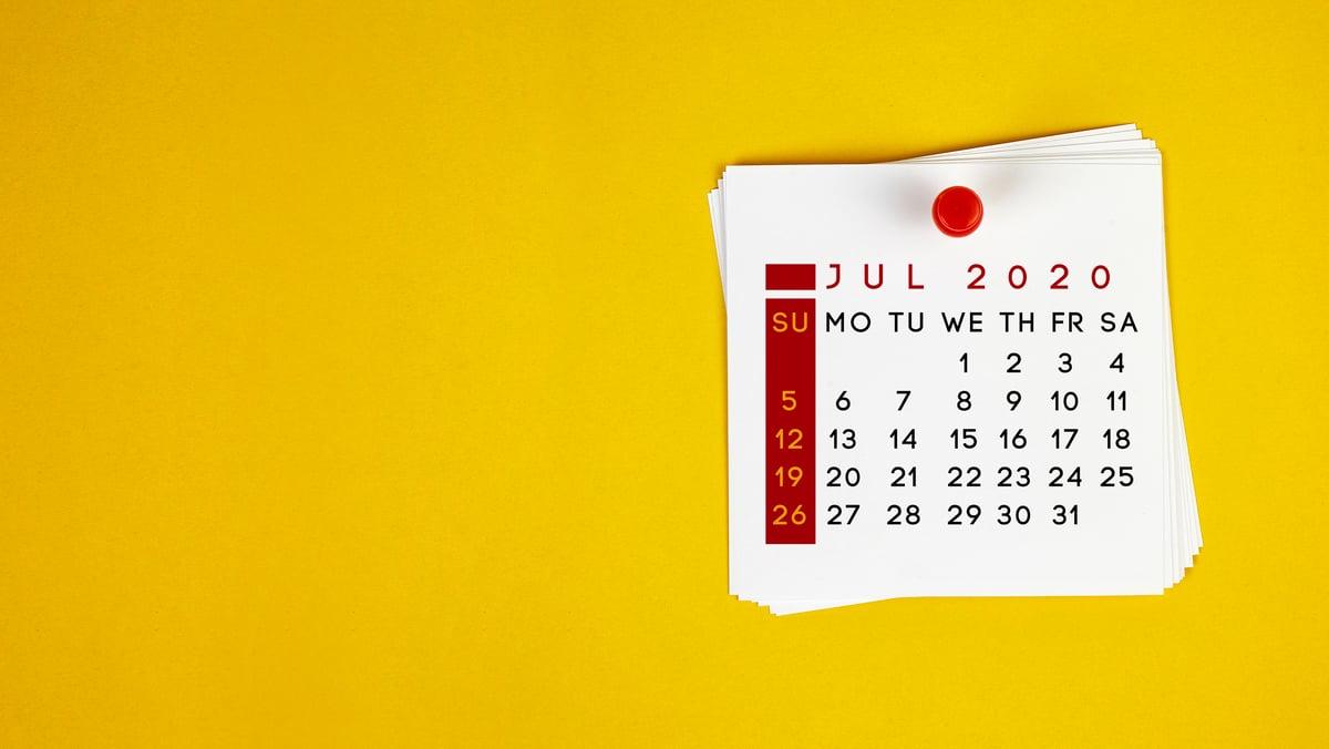 July 15 Tax Deadline