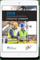 2018 Construction Survey Executive Summary eCover