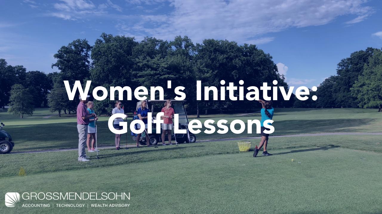 Women's Golf Video Thumbnail